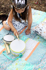 IS-Sen-dress3_WEB (Art Gallery Fabrics) Tags: park nature kids mushrooms quilt mask tent fabric fox indiansummer tepee woodlandcreatures kidsfashion artgalleryfabrics