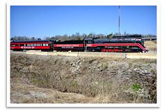 Office Car Special (bogray) Tags: train lexington ky locomotive tender steamengine qj 2102 businesscar oldsmokey rjcorman ruppyard rjc2008
