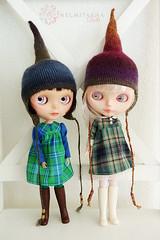 Plaid fashion :)