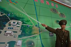 North Korean Officer showing a Map of the JSA (smokejumping) Tags: army nikon korea korean kpa officer dmz northkorea jsa pyongyang panmunjom dprk ufficiale panmunjeom kaesong demilitarizedzone jointsecurityarea d80 democraticpeoplesrepublicofkorea coreadelnord hermitkingdom kijngdong sergiocanobbio zonademilitarizzata northkoreanside chosonminjujuuiinminkonghwaguk esercitonordcoreano