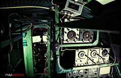 C-47 Dakota (M.G.C Pictures) Tags: canon mark interieur aircraft iii muse 5d inside douglas dakota avion c47 bourget lebourget f4l 24105mm canoneos5dmarkiii canon5dmarkiii