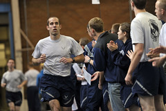 130323-F-FF603-302.JPG (2 CTCS) Tags: college sports utah unitedstates annual athletes rotc physical officers brighamyounguniversity airforcecadets tridetcompetition