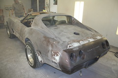 """1973 Corvette Stingray • <a style=""""font-size:0.8em;"""" href=""""http://www.flickr.com/photos/85572005@N00/8636017722/"""" target=""""_blank"""">View on Flickr</a>"""