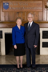 David and Shirley Wormley (Penn State College of Engineering) Tags: wormley deanoutstandingengineeringalumni2013awards