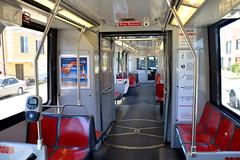 Muni 1550 [San Francisco tram] (Howard_Pulling) Tags: sanfrancisco camera usa america us nikon tram april trams strassenbahn 2013 hpulling d5100