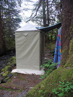 Alaska Fishing Tent Camp - Sitka 33