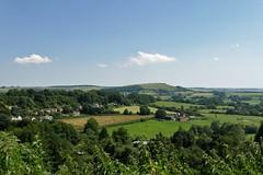 View from Shaftesbury, Dorset (crapatdarts) Tags: crapatdarts shaftesbury viewfromshaftesbury landscape dorset