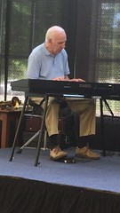 2016 July 25, Check out the Blues with Rene Koopman (King Kong 911) Tags: with saxphone player ken waters neal starkey base bill goodwin drums rene koopman piano