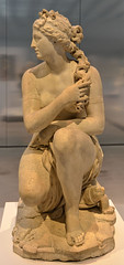 "Lens (Pas-de-Calais) - Muse du Louvre-Lens - ""Vnus accroupie"" (Coysevox, (Morio60) Tags: lens louvrelens pasdecalais 62 muse coysevox venus"