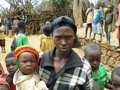 Konso woman and baby (Ethiopia) (davidevarenni) Tags: konso etiopia ethiopia tribe trib