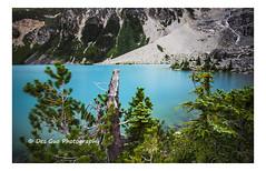 Upper Joffre Lake, Joffre Lakes Provincial Park (PhotoDG) Tags: upperjoffrelake joffrelakesprovincialpark joffrelakes provincialpark seatosky pemberton landscape longexposure lake water colour 10stopper hiking glacier glacierfed nd110
