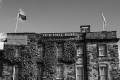 Old Hall Hotel Buxton (athinaengland) Tags: buxton streetphotography dayout trip architecture building blackandwhite