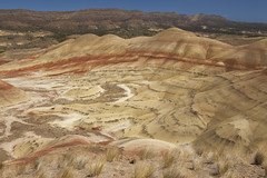 IMG_1873 - John Day Fossil Beds Painted Hills (Kent68) Tags: oregon paintedhills johndaypaintedhills johndayfossilbedspatinedhills johndayfossilbeds johndayfossilbedsnationalmonument