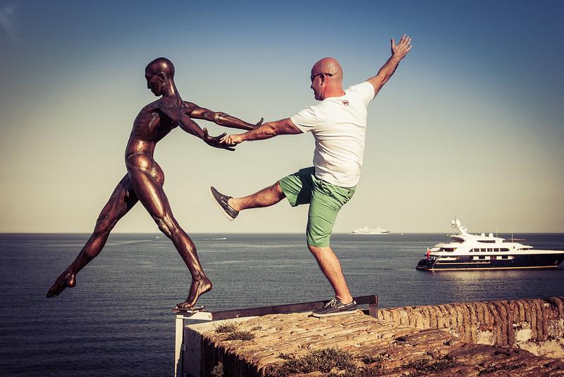Francja, EURO 2016, cz. VII: Antibes..