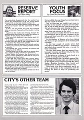 Leicester City vs Southampton - 1982 - Page 10 (The Sky Strikers) Tags: leicester city southampton fa cup road to wembley filbert street official matchday magazine 35p
