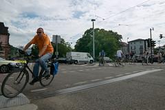 Heidelberg streets II (The Harry Manback) Tags: heidelberg bycicle street