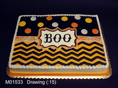 M01533 (merrittsbakery) Tags: cake holiday seasonal halloween fall autmn
