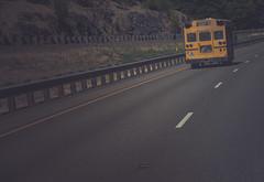 I-5 (Tony Webster) Tags: glendale i5 interstate5 oregon bus camper camperbus dirt interstate schoolbus unitedstates us