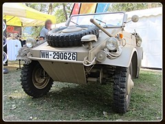VW Kbelwagen Typ 82, 1944 (v8dub) Tags: type volkswagen schweiz suisse switzerland german army arme military militaire militr pkw voiture classic car wagen worldcars auto automobile automotive aircooled collector klassik old oldtimer oldcar