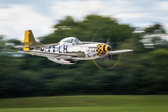 WWII P-51 Mustage Speed (jeff_a_goldberg) Tags: navy airshow wingsoverwaukegan aviation p51 northernillinoisairshow waukeganairshow usnavy p51mustang waukegan illinois unitedstates us