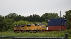 UP8842 (eslade4) Tags: up unionpacific marshalltown up8842 sd70ah up4474 sd70m