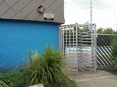 September 6, 2014 - Photo 27 (Cell Phone) (h20series) Tags: columbus columbusohio cellphone olympic olympicswimclub closed gone swimmingpools entrances clintonville
