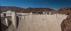 Hoover Dam (Ivaj Aicrag) Tags: the main street america the mother road la carretera madre will rogers highway1 carretera de will rogers america calle mayor estados unidos road madre hoover dam presa coloradoriver riocolorado rio colorado river arizona nevada ruta66 ruta 66 ruta 66 route route route66 landscape pano panorama panoramic panormica usa united states travel on viaje