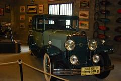 Lasalle Model 328 (elly.sugab) Tags: car oldcar classic transportation museum batu musiumangkut garage lasalle