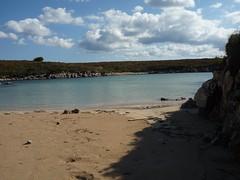 MENORCA. Cala Pudenta. 09-16.7 (joseluisgildela) Tags: menorca mediterrneo islasbaleares playas calapudenta camdecavalls