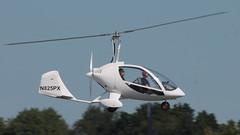 DTA SARL J-RO 914 (blazer8696) Tags: 2016 ecw eastcoldenham kswf ny newwindsor newyork swf stewart stewartterrace t2016 usa unitedstates air airshow show 2012 dtasarl experimental flyer gyro gyroplane jro914 n825px rotorcraft