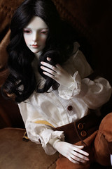 9120 (greentoshka) Tags: bjd dollzone grey