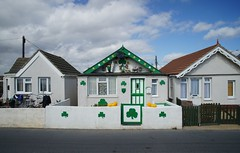 Home From Home (Timm Ranson) Tags: essex jaywick coast seaside bungalow digital alpha900 timmranson facebook ireland irish shamrock