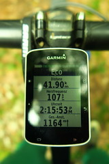 Display Test @ Specialized Levo (74-ant-ma) Tags: canonpowershotg7x specialized levo app garmin 520 edge