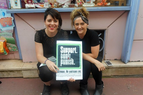 support don't punish  Pau 201631
