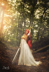 Ailiroy as Aurora from Child of Light - SpirosK photography (SpirosK photography) Tags: aurora childoflight game videogame videogamecharacter cosplay portrait ailiroycreations ailiroy forest castle photomanipulation spiroskphotography costumeplay photoshoot wlen poland fantasy
