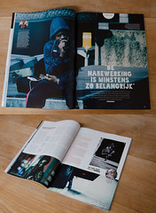 Published in zoom.nl magazine (BotaFriko) Tags: interview publication zoomnl streetphotography