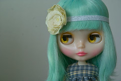 Miss Sally (chaoskatenkosmos) Tags: doll rice sally translucent blythe miss rbl