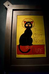 Chat Noir De La Lune (evaxebra) Tags: world moon black paris france bar cat du end sailor fin monde evaxebra delalune