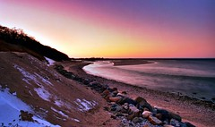 Twilight at Sunken Meadow (Six Sigma Man) Tags: sunset longisland 1001nights kingspark frameit mygearandme photographyforrecreationeliteclub rememberthatmomentlevel1 rememberthatmomentlevel2 vigilantphotographersunite vpu2 vpu3 vpu4 vpu5 vpu6 vpu7 frameitlevel2