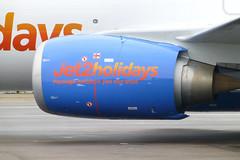 Jet2holidays Boeing 737 (piktaker) Tags: jet essex southend sen southendonsea nacelle jetairliner passengerjet egmc londonsouthendairport jet2holidays ggdfo
