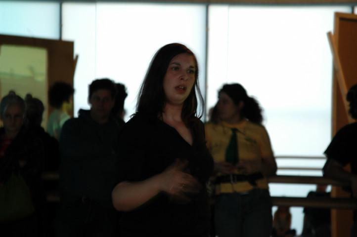 Performer Sheila Ghelani