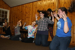 IMG_2900 (ericmuhr) Tags: camp oregon coast weekend youthgroup lipsync middleschool juniorhigh twinrocks newbergfriends juniorhighjamboree