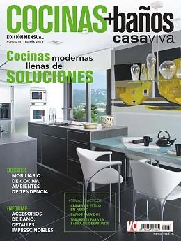 Revistas cocina+banos