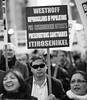Itjrosenikel (Thomas Hawk) Tags: sanfrancisco california bw usa unitedstates unitedstatesofamerica protest frankchu