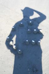 My Shadow NZ BEACH (ianharrywebb) Tags: shadow newzealand sand northisland nzbeach iansdigitalphotos blinkagain