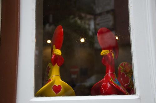 Happy roosters ©  Still ePsiLoN
