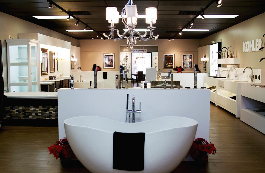 Bathroom Showrooms Austin kitchen and bathroom showrooms - home design