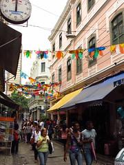 Downtown #10 (escailler arthur) Tags: street city people urban colors rio brasil riodejaneiro canon streetlife rue ville saara brsil canonpowershot urbain vancayzeele