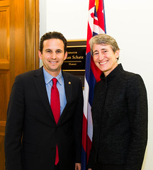 "Senator Schatz meets with Interior Secretary nominee Sally Jewell • <a style=""font-size:0.8em;"" href=""http://www.flickr.com/photos/32619231@N02/8513016275/"" target=""_blank"">View on Flickr</a>"