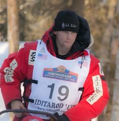 2012 winner Dallas Seavey (Alaskan Dude) Tags: people dogs alaska anchorage sled iditarod dogmushing 2013iditarod 2013iditarodceremonialstart
